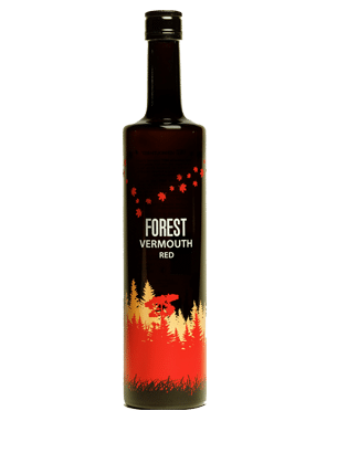 Forest Vermouth Red